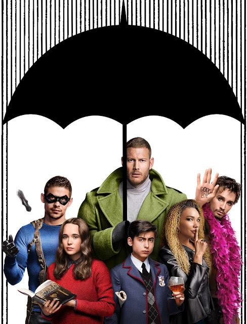 Dica de série: The Umbrella Academy