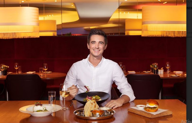 Virgin Atlantic partners with Donal Skehan to transform airline dining
