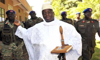 "Gambia: Jammeh goes to court again With less than a week to the end of the tenure of President Yahya Jammeh, of Gambia, he has put in motion another ploy to extend his stay. This time, his political party has filed a request  with the Supreme Court for an injunction aimed at blocking the swearing in of his rival, Adama Barrow,  who won the 1 December election. The petition was filed on Thursday. Supreme Court Chief Justice Emmanuel Fagbenle, confirmed receipt of the petition, which was filed by Jammeh's Alliance for Patriotic Reorientation and Construction (APRC). ""It is filed today with the court registrar,"" said Fagbenle, who did not say when a decision on the petition might be made. Barrow, who won the poll and has received the support of the international community, has said he will go ahead with his inauguration on Jan. 19 despite Jammeh's rejection of the result. Aziz Bensouda, the secretary general of the Gambia Bar Association, said an injunction would be unconstitutional. ""The inauguration of the president-elect should be held when Jammeh's term officially ends. The court does not have any mandate to put an inauguration on hold,"" he said. The election defeat of Jammeh, a former coup leader, after 22 years of increasingly authoritarian rule was celebrated across the tiny West African nation, and the incumbent initially accepted the result. However, in a U-turn a week later that drew international condemnation, he denounced what he claimed was widespread fraud. The APRC filed a challenge to the poll results, but the Supreme Court was unable to hear the petition on Tuesday after several judges failed to show up. Fagbenle adjourned the hearing until Jan. 16. The Supreme Court, which rights campaigners say is heavily influenced by Jammeh, has not sat in over a year. Two chief justices have been dismissed since 2013. One of them was jailed. The court hired four foreign judges from Nigeria and Sierra Leone to hear Jammeh's appeal. Legal sources said this week that the judges had not yet arrived in Gambia. Regional bloc ECOWAS has sought to negotiate Jammeh's peaceful departure and Nigeria's President Muhammadu Buhari is leading a mediation mission to Gambia today. On Thursday, Nigeria's lower house of parliament approved a motion to authorise Buhari to offer Jammeh asylum if he steps down. However, ECOWAS has also hinted at possible military action if he stays beyond the end of his term in office next week, raising the prospect of violence. The U.S. Department of State, which has already advised against travel to Gambia, warned American citizens on Thursday to avoid the capital Banjul's city centre. Embassy staff were required to be off the streets by 6 p.m. (1800 GMT) until further notice. The question of whether Gambia can install opposition figure Adama Barrow as president is seen as a test case for African democracy.With less than a week to the end of the tenure of President Yahya Jammeh of Gambia, the President has again put in motion another ploy to extend his stay. Gambia: Jammeh goes to court again ahead Jan 71 handover With less than a week to the end of the tenure of President Yahya Jammeh of Gambia, he has put in motion another ploy to extend his stay. This time, his political party has filed a request  with the Supreme Court for an injunction aimed at blocking the swearing in of his rival, Adama Barrow,  who won the 1 December election. The petition was filed on Thursday. Supreme Court Chief Justice Emmanuel Fagbenle, confirmed receipt of the petition, which was filed by Jammeh's Alliance for Patriotic Reorientation and Construction (APRC). ""It is filed today with the court registrar,"" said Fagbenle, who did not say when a decision on the petition might be made. Barrow, who won the poll and has received the support of the international community, has said he will go ahead with his inauguration on Jan. 19 despite Jammeh's rejection of the result. Aziz Bensouda, the secretary general of the Gambia Bar Association, said an injunction would be unconstitutional. ""The inauguration of the president-elect should be held when Jammeh's term officially ends. The court does not have any mandate to put an inauguration on hold,"" he said. The election defeat of Jammeh, a former coup leader, after 22 years of increasingly authoritarian rule was celebrated across the tiny West African nation, and the incumbent initially accepted the result. However, in a U-turn a week later that drew international condemnation, he denounced what he claimed was widespread fraud. The APRC filed a challenge to the poll results, but the Supreme Court was unable to hear the petition on Tuesday after several judges failed to show up. Fagbenle adjourned the hearing until Jan. 16. The Supreme Court, which rights campaigners say is heavily influenced by Jammeh, has not sat in over a year. Two chief justices have been dismissed since 2013. One of them was jailed. The court hired four foreign judges from Nigeria and Sierra Leone to hear Jammeh's appeal. Legal sources said this week that the judges had not yet arrived in Gambia. Regional bloc ECOWAS has sought to negotiate Jammeh's peaceful departure and Nigeria's President Muhammadu Buhari is leading a mediation mission to Gambia today. On Thursday, Nigeria's lower house of parliament approved a motion to authorise Buhari to offer Jammeh asylum if he steps down. However, ECOWAS has also hinted at possible military action if he stays beyond the end of his term in office next week, raising the prospect of violence. The U.S. Department of State, which has already advised against travel to Gambia, warned American citizens on Thursday to avoid the capital Banjul's city centre. Embassy staff were required to be off the streets by 6 p.m. (1800 GMT) until further notice. The question of whether Gambia can install opposition figure Adama Barrow as president is seen as a test case for African democracy."