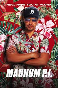 Magnum P.I. Poster