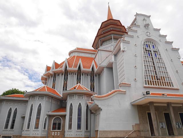 Redemptorist Church, Hue, Vietnam