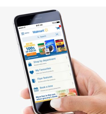 Walmart-Mobile-App