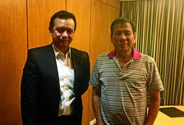 Trillanes: Walang kudeta kasi very supportive ang AFP kay Pangulong Duterte