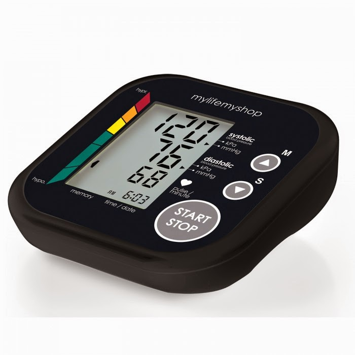 Vanity Planet's Cor 3 Blood Pressure Monitor