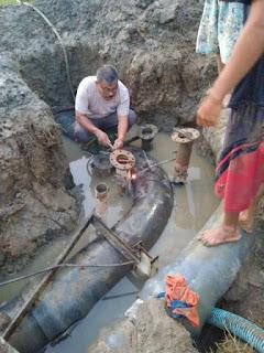 IPA Lohbener Bocor, Warga Indramayu Kekurangan Air Bersih