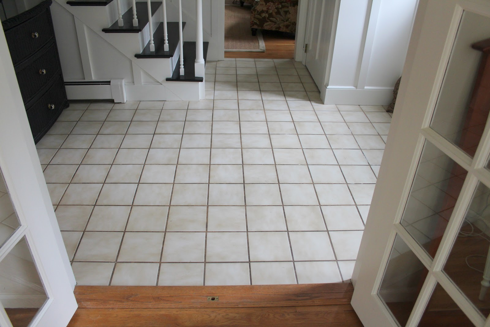 painting tile and grout shine your light
