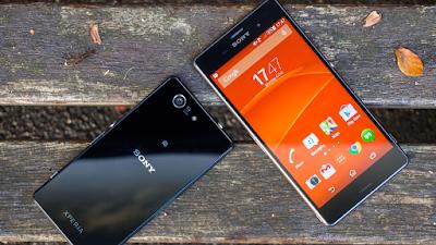 Thay màn hình Sony Xperia Z3 compact