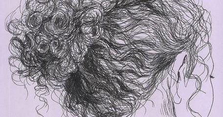 Dibujos De Chicas De Pelo Rizado Peinados Con Trenzas