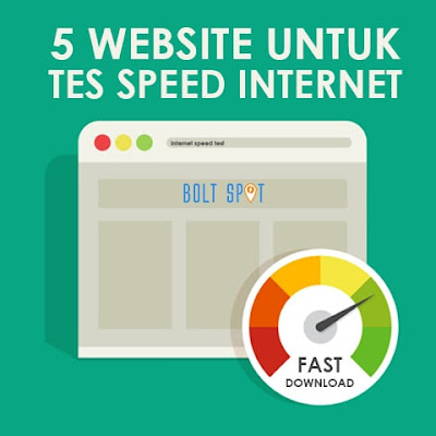 5 Website Buat Mengukur Kecepetan Internet. Berapa Speed Internetmu?