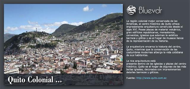Ruta de las Iglesias de Quito