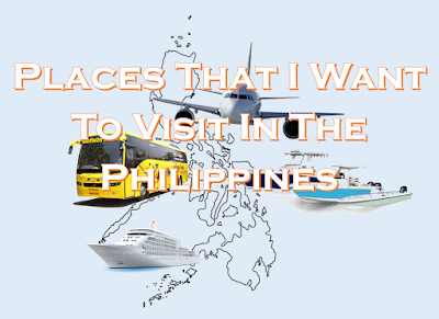 Places to visit in the Philippines