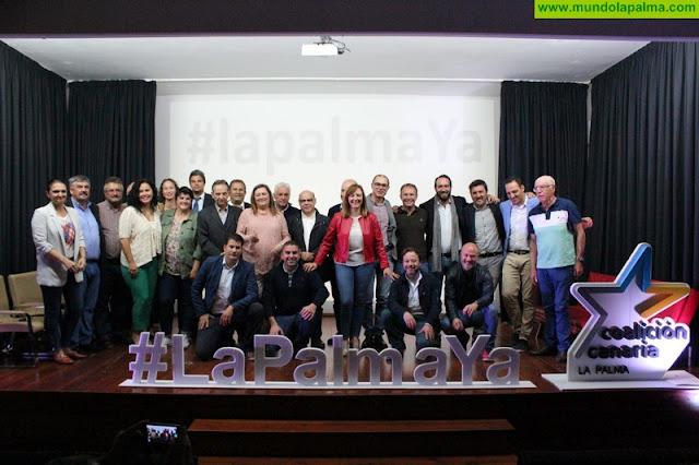 Jornada Cargos Públicos CC en La Palma