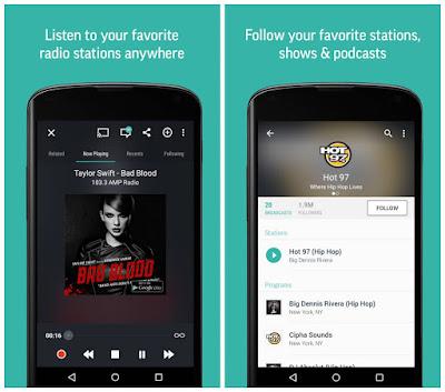 TuneIn Radio Pro Apk Free Download