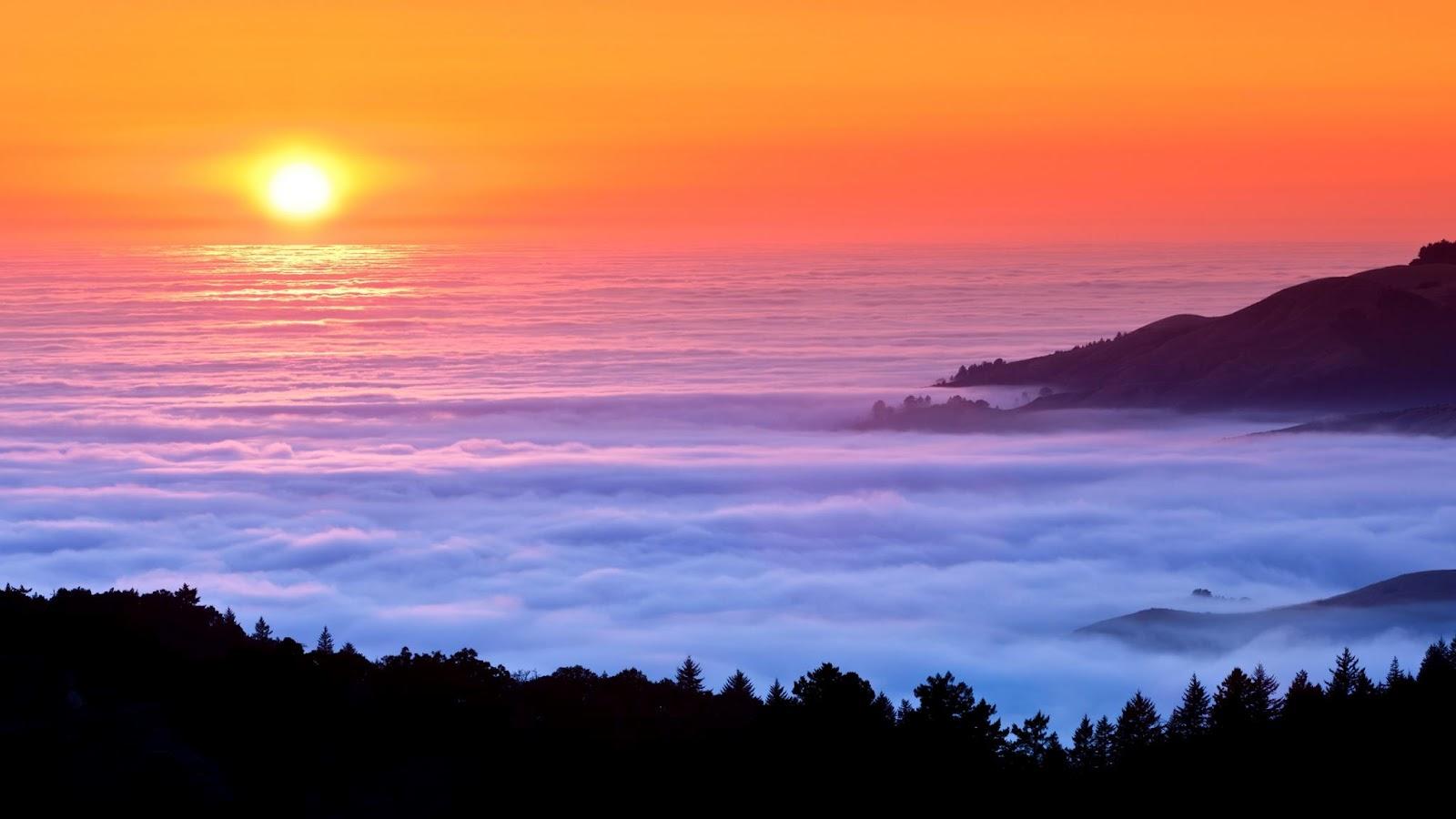 sunset awesome oregon wallpaper - photo #6