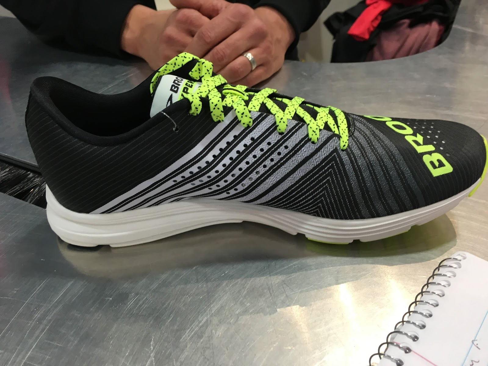 55f685c5ddd90 Road Trail Run  Outdoor Retailer W15  Brooks Previews- Hyperion ...
