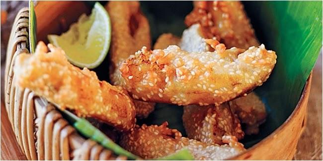 Resep Ayam Goreng Wijen Yang Gurih