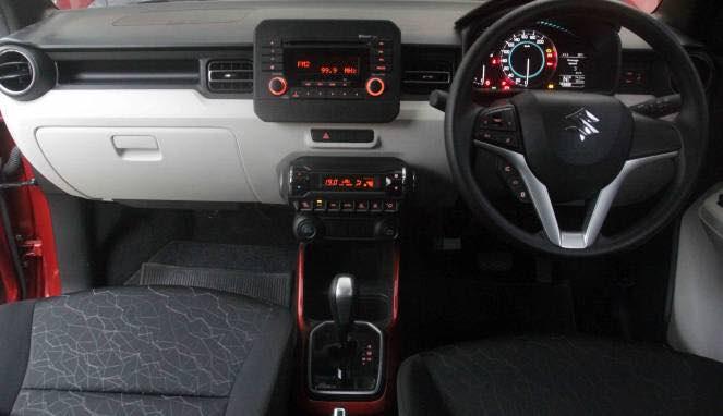 Perbedaan Suzuki Ignis Tipe Gl Dan Gx Dealer Resmi Mobil