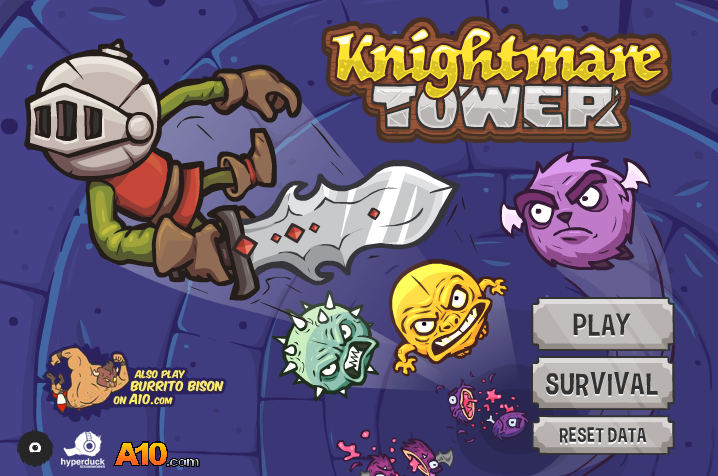 Everyday I M Flashing Knightmare Tower Review