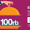 ASIK..!!!  ISI ULANG TRI 100 RIBU DAPAT BONUS EXTRA 100 RIBU