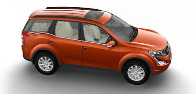 New Mahindra XUV 500 With sun roof image