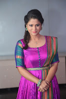 Shilpa Chakravarthy in Purple tight Ethnic Dress ~  Exclusive Celebrities Galleries 041.JPG