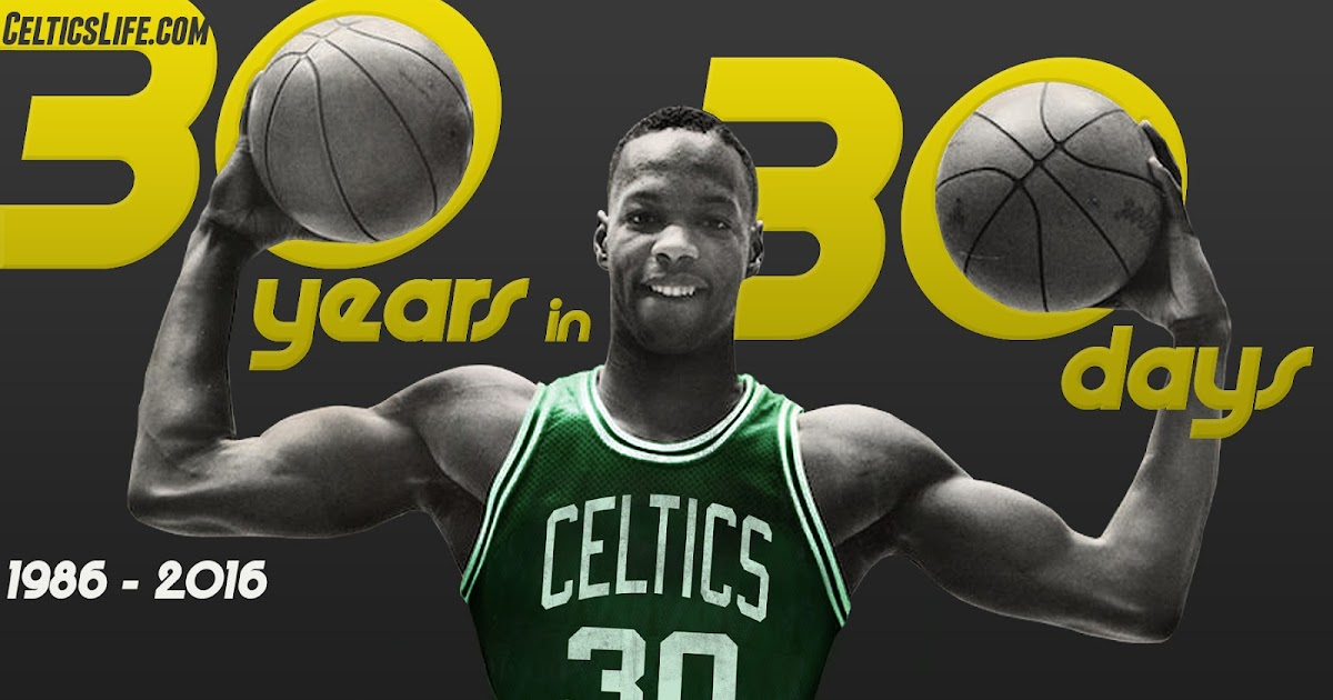 the best attitude 09eaa 9acb8 Celtics Life: 30 Years in 30 Days Len Bias Index