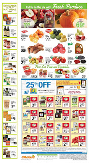 Shaws Weekly Ad September 21 - 27, 2018