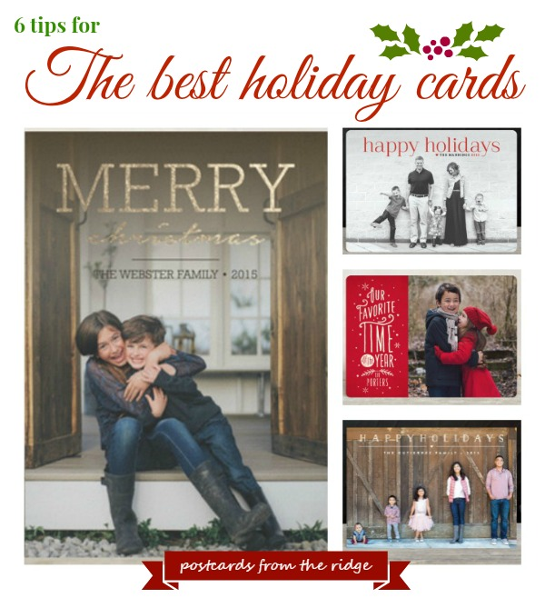 How to get the best family photo cards for the holidays