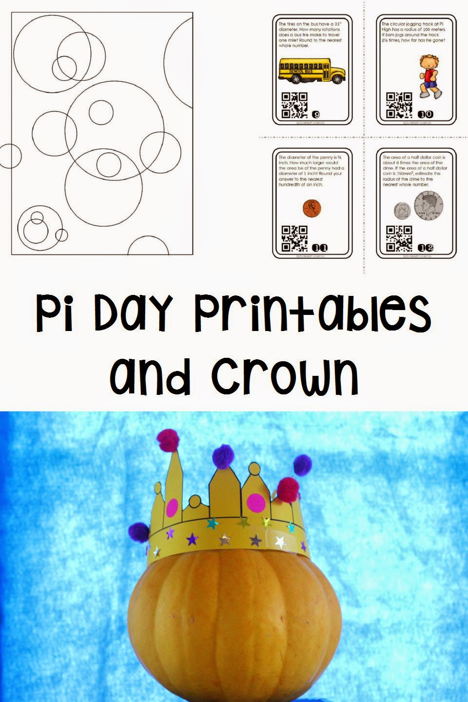 Pi Day Activities and Printables