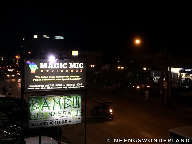 Magic Mic KTV Lounge in Antipolo