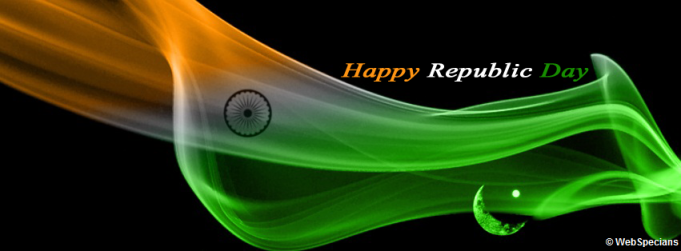 Republic day (26 January) 2013 facebook (fb) timeline cover