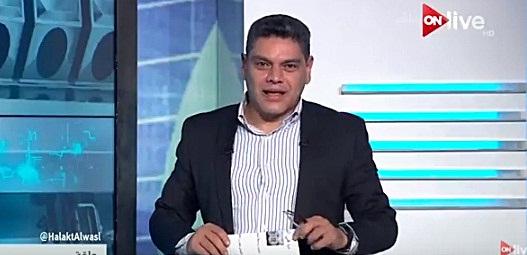 برنامج حلقة الوصل حلقة يوم الخميس 11-1-2018 معتز عبد الفتاح كاملة