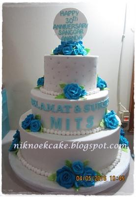 Niknoek Cake