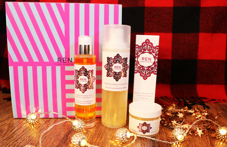 REN Luxury Moroccan Rose Collection