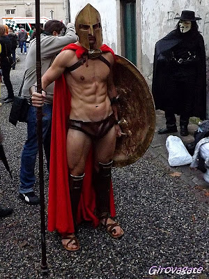 lucca comics games cosplayer