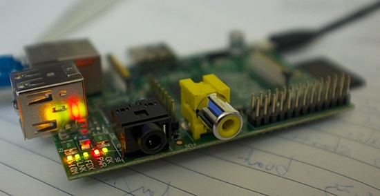 marxy's musing on technology: Headless raspberry pi on the network