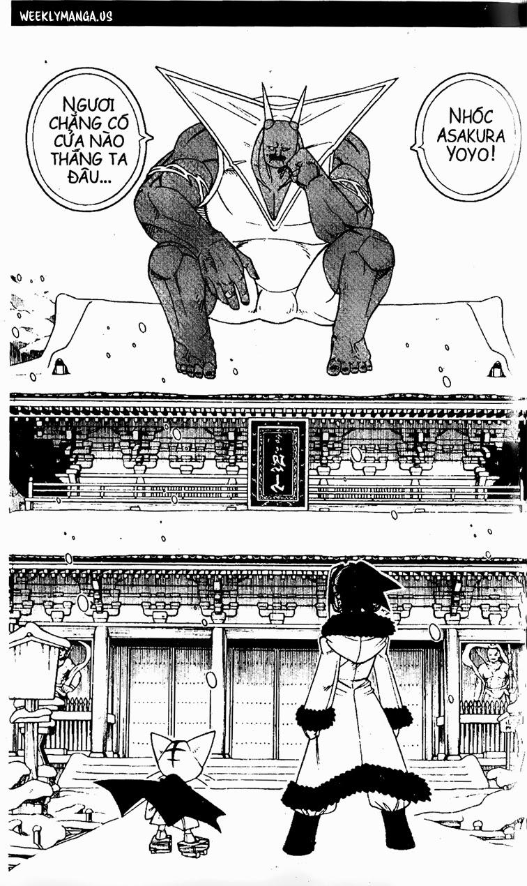 Shaman King [Vua pháp thuật] chap 174 trang 17