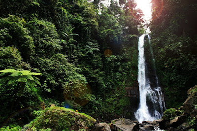 10 Air Terjun Terindah Di Bali - Wisata Bali