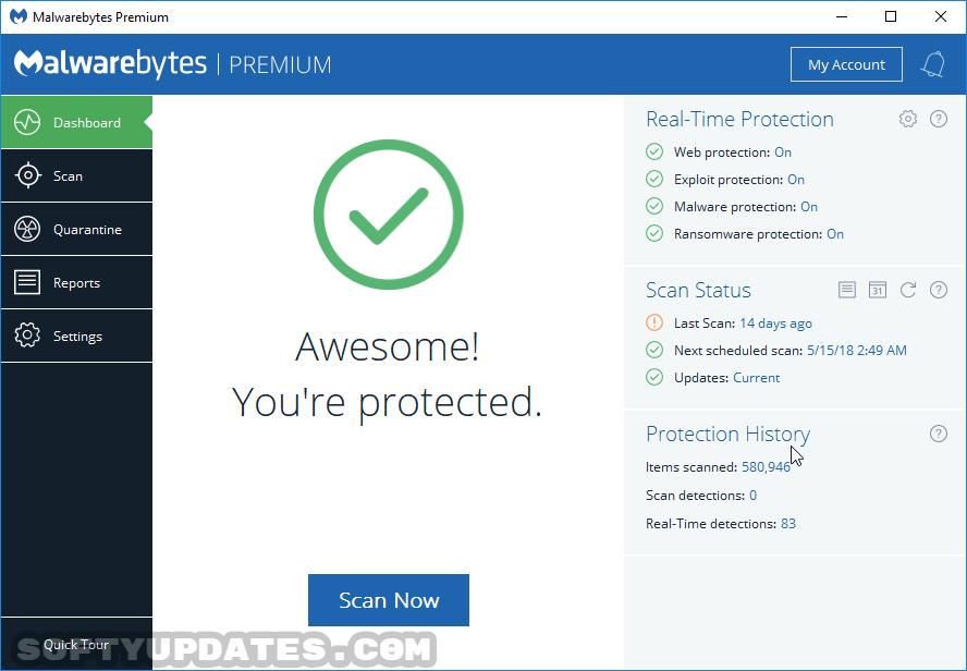 Malwarebytes Premium 3 6 1 2711