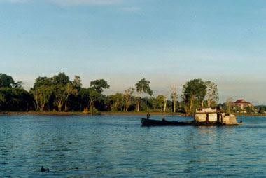Daerah Aliran Sungai Mahakam, Kutai Kartanegara