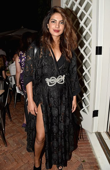 Priyanka Chopra Attends Apollo In The Hamptons 2017