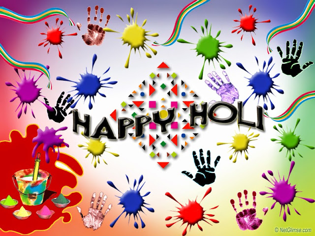 Colourful Hands Holi HD Images Pictures Photos Free Downlaod