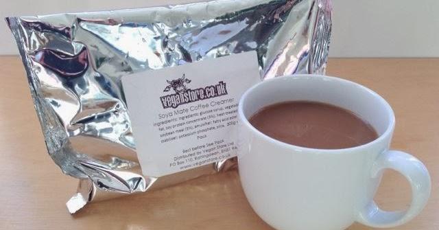 Veganoo Vegan Reviews Review Soya Mate Coffee Creamer