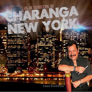 SI, SI PACHANGA - CHARANGA NEW YORK (2013)