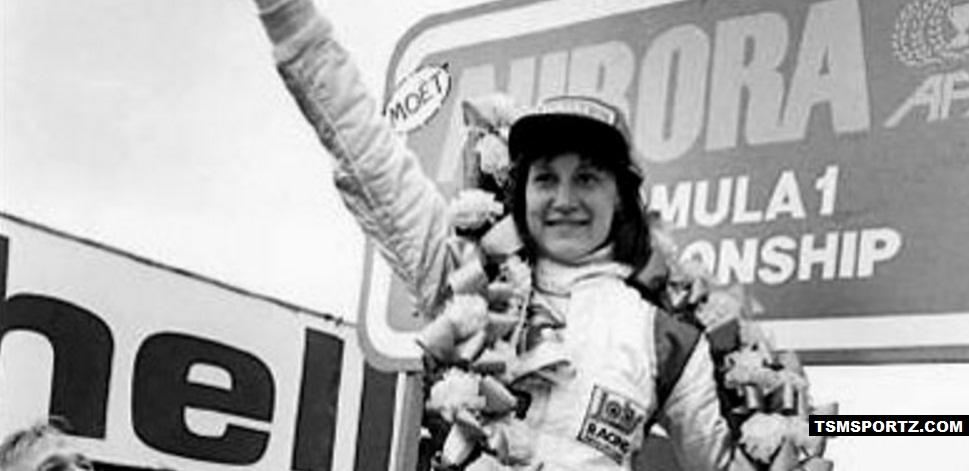 Desire Wilson South Africa F1 Women Driver