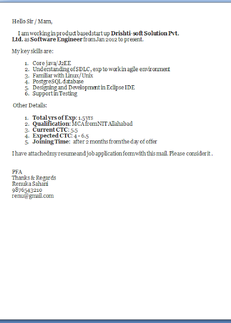 cover letter my resume is attached email cover letter with resume attached cvtips how to make