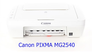 Canon PIXMA MG2540 Driver & Software Download