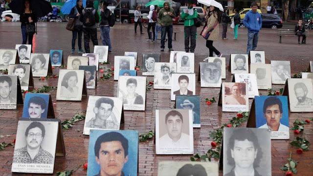 Colombia rechaza que ONU investigue desapariciones no resueltas