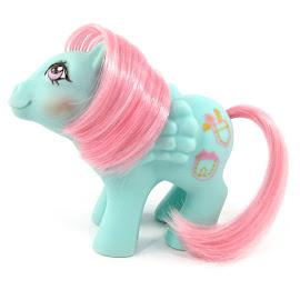 My Little Pony Baby Pockets Year Seven Baby Pony and Pretty Pal G1 Pony