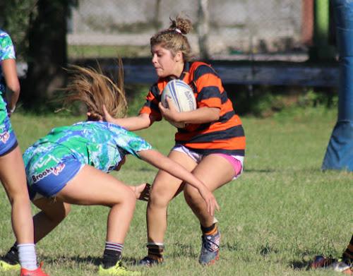 Nuevo encuentro de rugby femenino de 15 en Tucumán